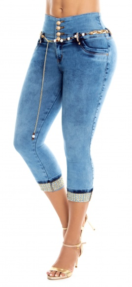 Jeans levanta cola REVEL 32046