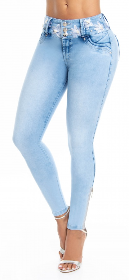 Jeans levanta cola WOW 86523