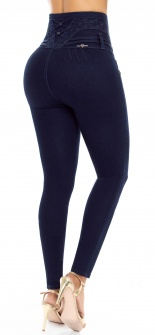 Jeans levanta cola WOW 86463 Azul