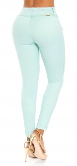 Jeans levanta cola WOW 86581 Gris