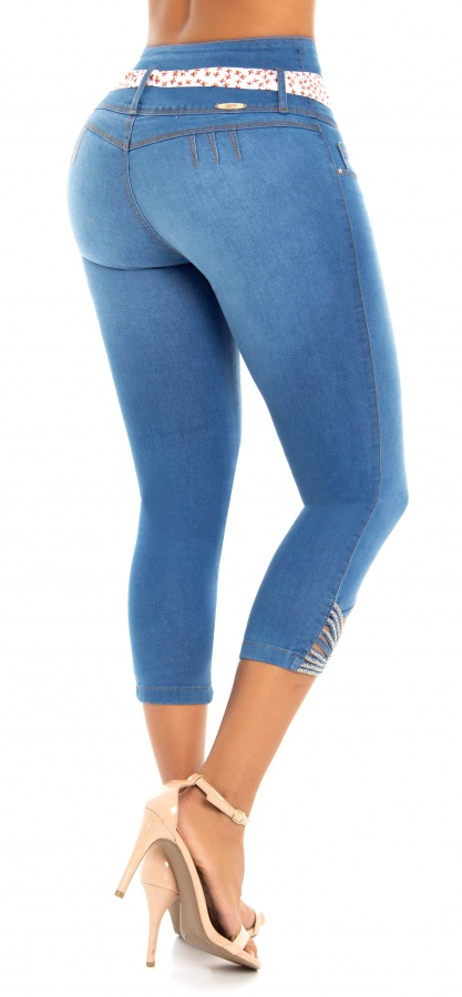 Jeans levanta cola REVEL 32094
