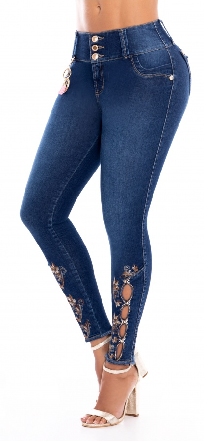 Jeans levanta cola LOWELL 5009