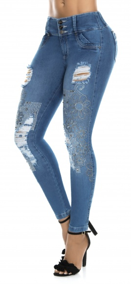 Pantalones Colombianos Wow 800668