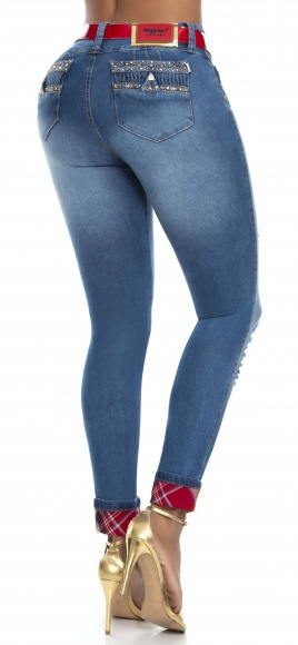 Pantalones Colombianos Wow 800778