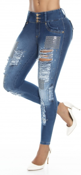 Pantalones Colombianos Wow 800688